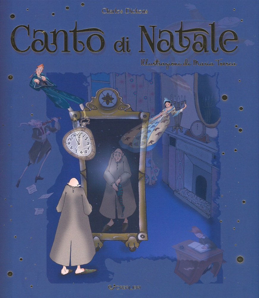 Canto di Natale, Charles Dickens